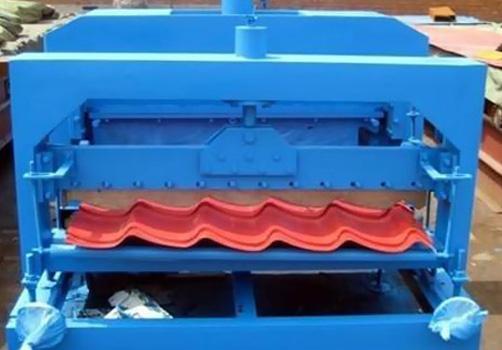 1100型琉璃压瓦机