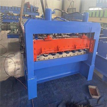 物流汽车瓦楞板机 物流货箱板成型机 汽车车厢板机