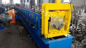 集装箱板角柱设备 角柱压瓦机