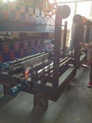 彩钢瓦覆膜机械设备