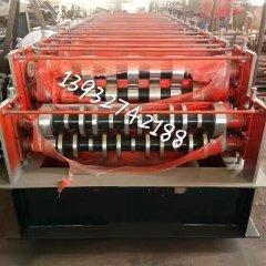 集装厢板双层机械