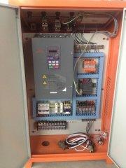 压瓦机电器柜