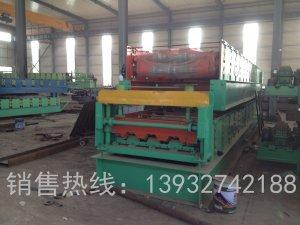 新型1025楼承板机械