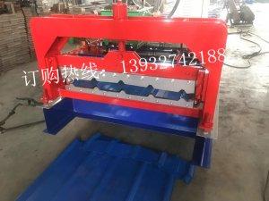彩钢瓦压型设备